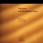 Commission on Poulation Growth  and teh American future Maafa21