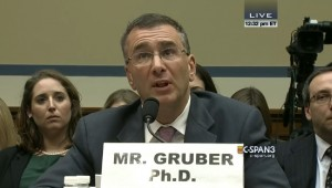 Jonathan Gruber CSPAN Hearings Dec 9 2014