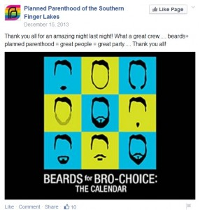 PP Beards for Brochoice FB event after