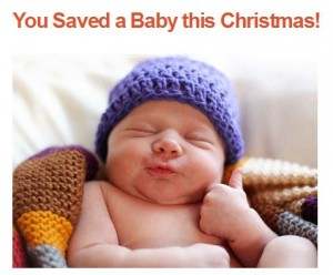 Pro-life Wisconsin Baby Saved Christmas