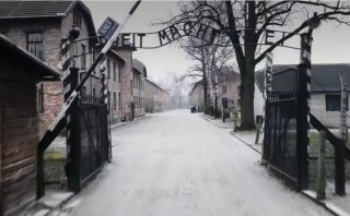 Auschwitz reminds us one day we'll view abortion clinics with same horror