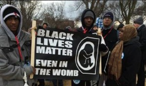 Black Lives Matter Abortion