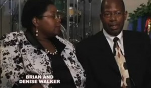 Brian and Denise Walker