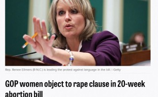 Pro-lifers to protest office of Rep. Renee Ellmers over abortion