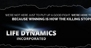 Life Dynamics fights to win so the killing will end !