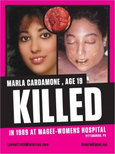 Marla Cardamone killed legal abortion 298435283572802843_n