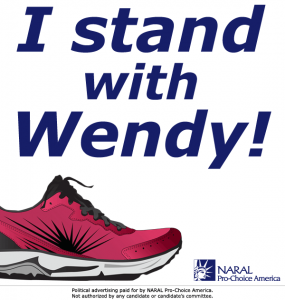 NARAL Wendy Davis I Stand With Wendy
