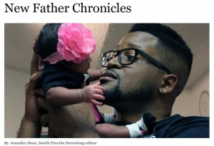 New Father Chronicles SunSentinel
