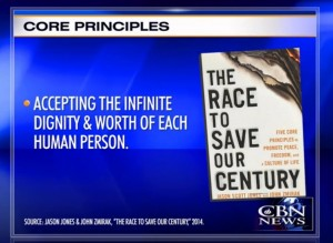 Race to Save our century principle