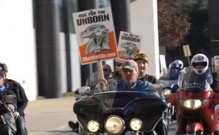 Bikers to converge in Dallas to Ride 4 Unborn against abortion !