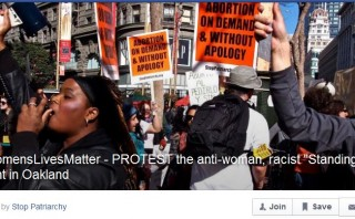 Abortion radicals to protest Black pro-life rally