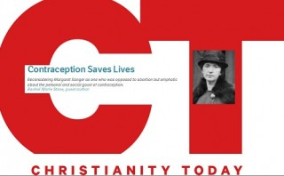 Christian blog says Margaret Sanger contraception agenda was good