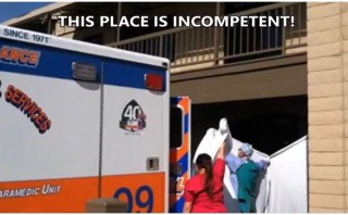 Man begs 911 to help his wife after her abortion