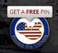 Get a free prolife pin