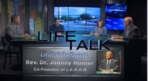 Johny Hunter Black Lives Matter May 2015 Life Talk
