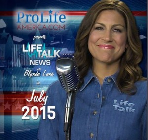 Blynda Lane Life Talk news July 2015
