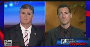 Hannity David Daleidon CMP Planned Parenthood
